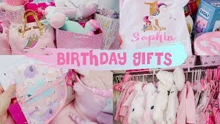 MY TWIN GIRLS WERE SPOILED!! FIRST BIRTHDAY GIFT IDEAS!🎂💕