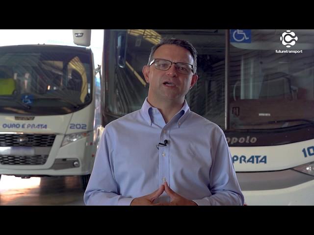 Marcopolo Next lança solução de biossegurança para ônibus