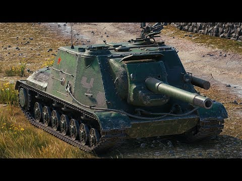 World of Tanks WZ-111G FT - 9,1K Damage thumbnail
