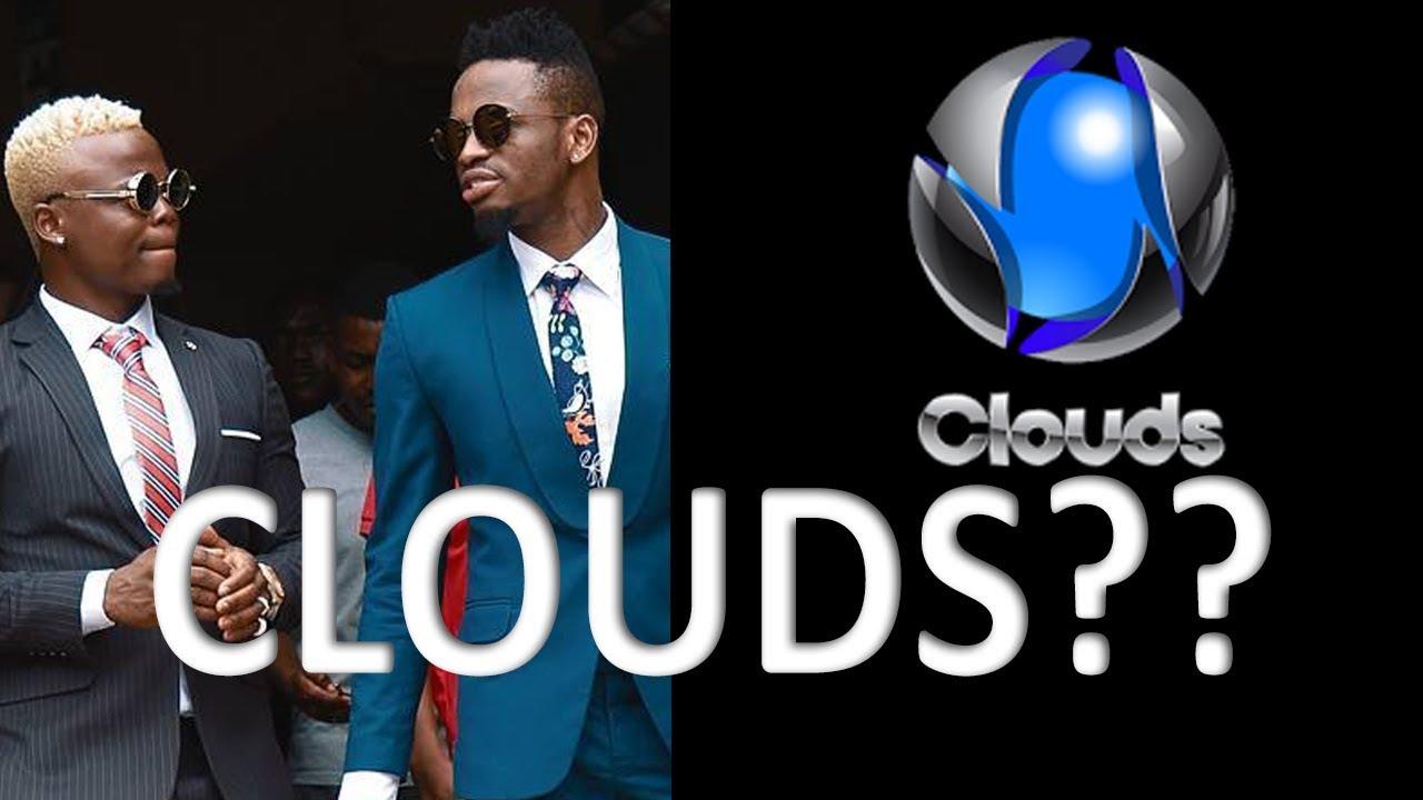 Download Povu la Diamond Zanzibar Baada ya Kuulizwa kuhusu Clouds