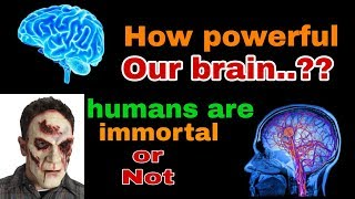 Interesting facts and power of our Brain