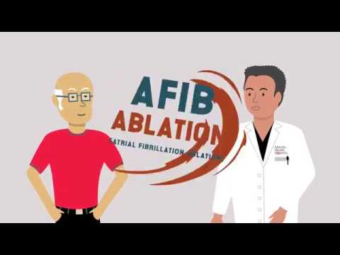 Arkansas Heart Hospital - AFIB Procedure Animation