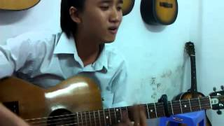 """Nhạc phẩm Lâm Xung """"Nhạc Hoa"""" Thầy Đinh Ngọc Huy dạy Guitar quận 9 thủ đức"""
