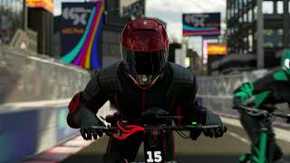 Micromobility Meets Motorsports