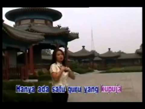 [Lagu Buddhis] Sang Guru -  Karaoke (Vocal Off)