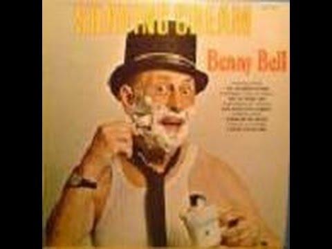 Lyrics & Music Benny Bell, Paul Wynn singing 'The Shaving Cream Song'