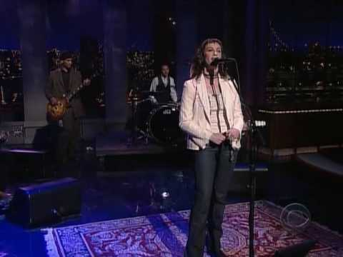 Alanis Morissette Live On Letterman Youtube