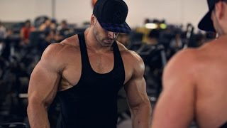 Upper Body BODYBUILDING Routine