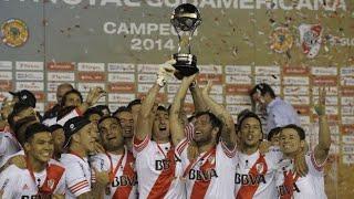 Final Copa Sul-Americana 2014 River Plate X Nacional De Medellín