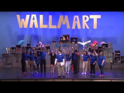 WallMart The Musical: A Big Box Store Parody