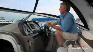 Cruisers Yachts 310 Express Features 2012- By BoatTest.com