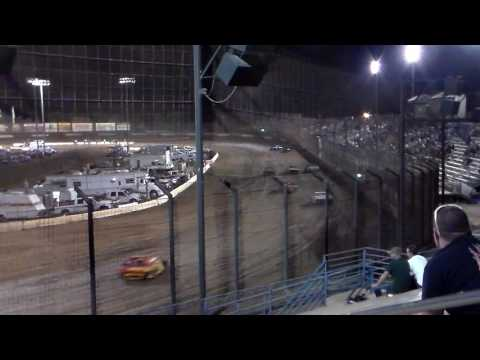 IMCA Modifieds - Heat Race 1 - Perris Auto Speedway 10.29.16