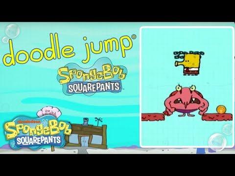 SpongeBob SquarePants | Official Doodle Jump App Trailer | Nick