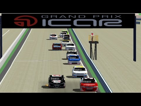 NR2003 - ERR League Race - Canadian Tire Series - Circuit ICAR - Ecko Unlimited 100