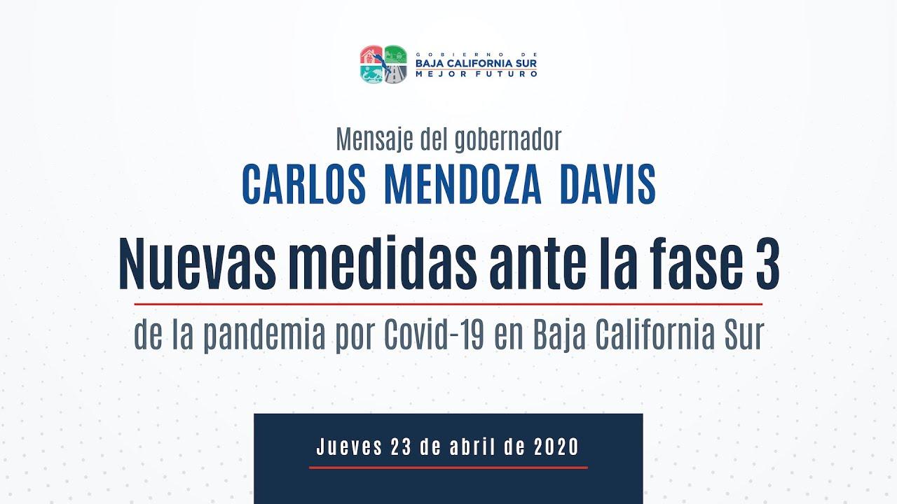 En Baja California Sur habrá cárcel por 36 horas a quien salga de ...