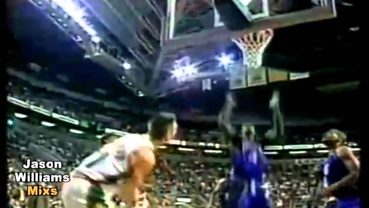 40fc689ec Jason Williams - Top 16 Plays as a Sacramento Kings - YouTube