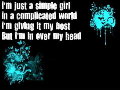 Skye Sweetnam - Real Life Lyrics (FULL SONG, PLUS DOWNLOAD!)