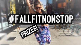 #FallFitNonstop Challenge Allstars & Prize Winners!!   KymNonStop