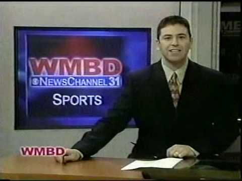 WMBD-TV 10pm News, June 20, 2004
