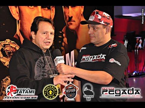 TV Pegada #0021 - UFC 198 Werdum x Miocic Pesagem Oficial