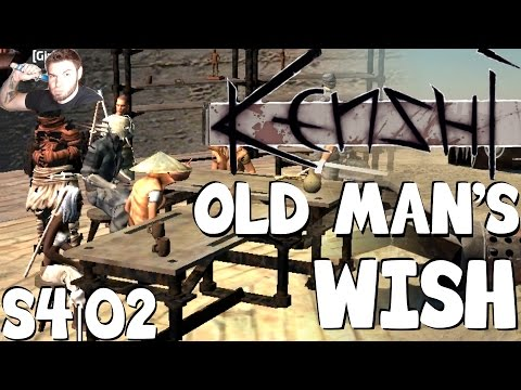 Kenshi :: S4 Ep 2 :: Old Man's Wish |
