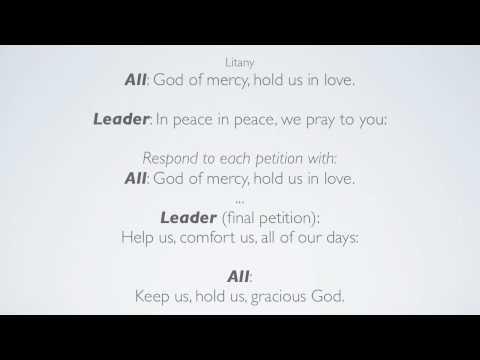 Holden Evening Prayer Part 4 - Litany