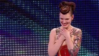Beatrix Von Bourbon - Burlesque dancer @ Britain
