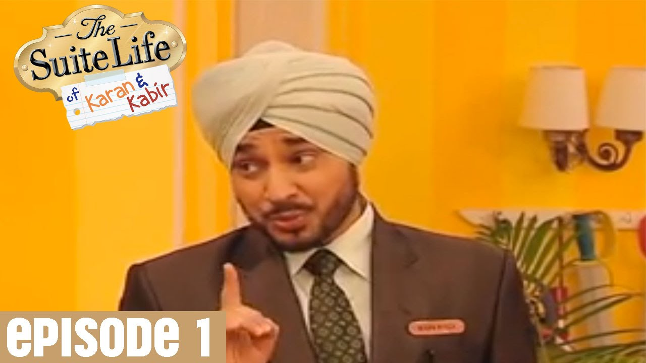 Download The Suite Life Of Karan and Kabir | Season 1 Episode 1 | Disney India Official