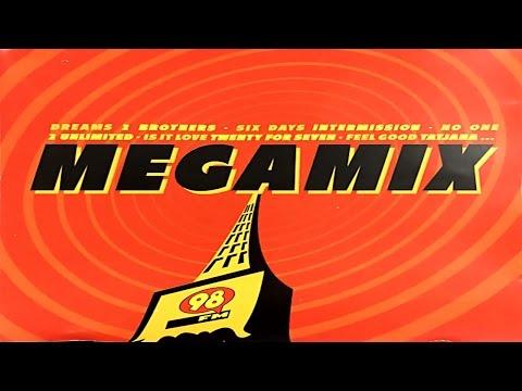 Megamix 98 FM [1994] - (Polygram - CD/Compilation)