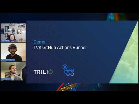 It Works in Dev, Test and Staging, Why Not In Prod? 😡 How Trilio Uses GitHub Actions