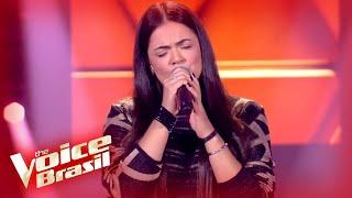 Baixar Bia Ferraz canta 'Sorte Que Cê Beija Bem' | Audições às Cegas | The Voice Brasil