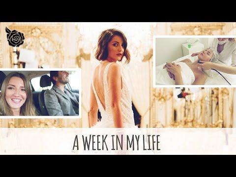 A WEEK IN MY LIFE   ALEXANDRA PEREIRA