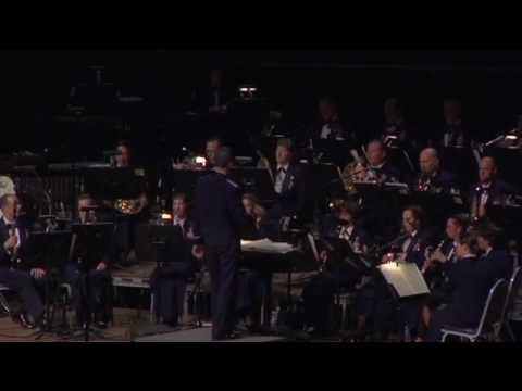 Huapango -- USAF Band of Flight Mnozil Brass Concert