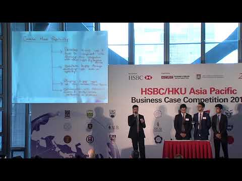 2017 Round 4 University of Dhaka - HSBC/HKU Asia Pacific Business Case Competition