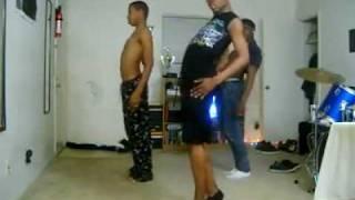 gay guys dancing