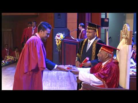 University of Colombo - Masters Degree  convocation 2017
