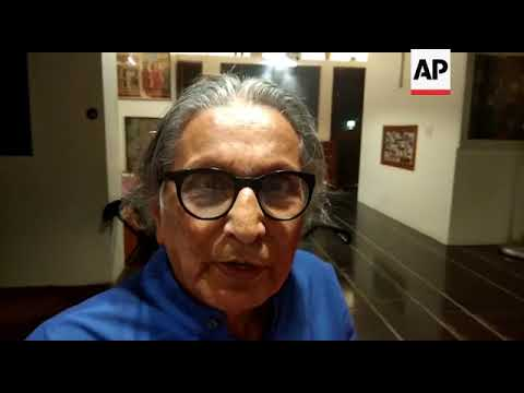 Architect, 90, is first Indian to win Pritzker Prize
