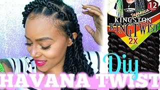Havana Twists DIY