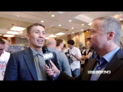HBO Boxing News: Gennady Golovkin Interview
