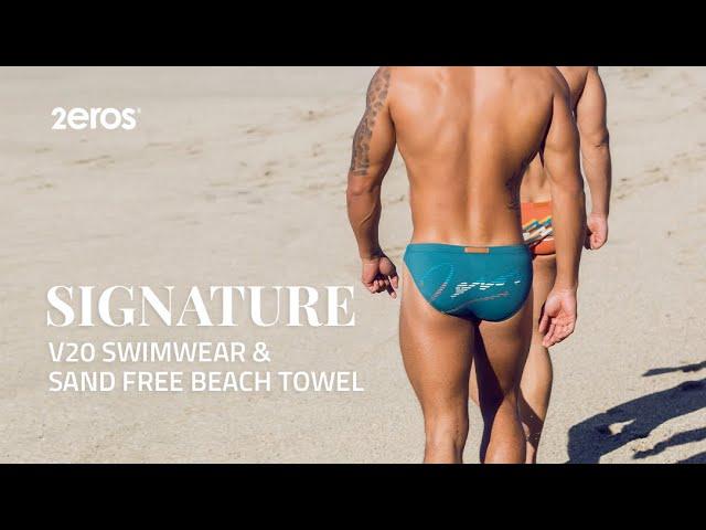 2EROS V20 Signature Swimwear!