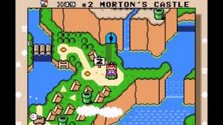 The New Mario World v1.1 - 5 - Morton Yet Initial D