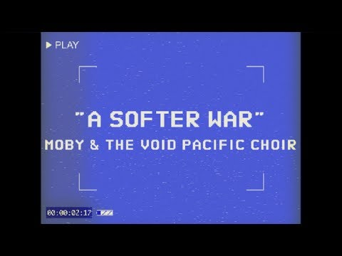 Moby & The Void Pacific Choir - A Softer War (Performance Video)
