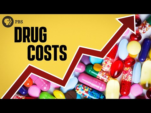 Why Are Prescription Drugs SO Expensive?