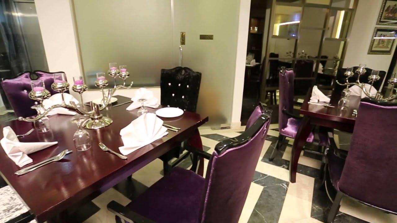 comfort inn dhaka's limestone restaurant - youtube