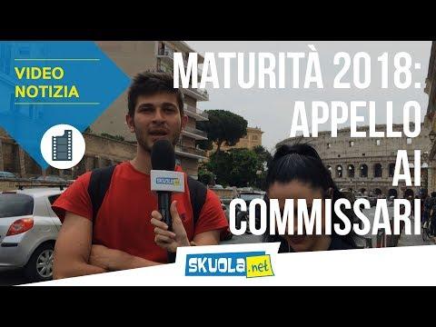 Maturità 2018: gli appelli degli studenti ai commissari esterni!