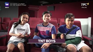 TNT Boys reacts to their iWant docu