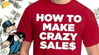 بدء الأعمال تجارية: كيفية إنشاء تي شيرت ملابس العمل من الصفر