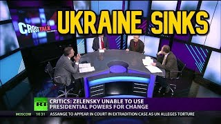 Crosstalk Bullhorns: Ukraine sinks