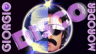 BEST DISCO HITS by GIORGIO MORODER - THE ORIGINAL MIX TAPE