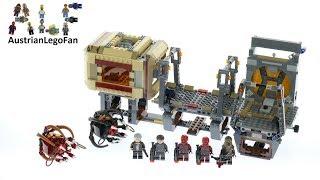 Lego Star Wars | Huida de Rathtar - Análisis del juguete de Lego